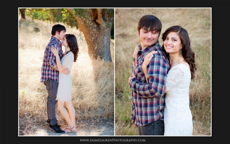 Jenn + Nick | Walnut Creek Engagement Photography