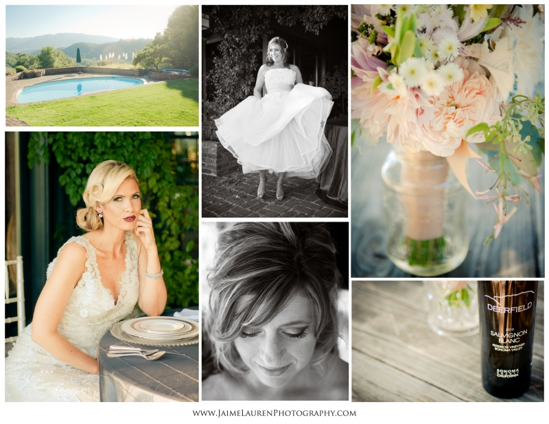 Vintage Shoot in Sonoma | Jaime Lauren Photography